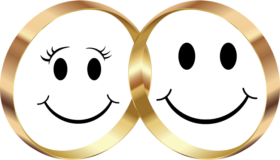 Female-And-Male-Smileys-Gold-Rings-800px