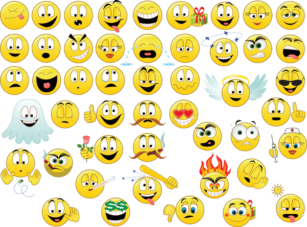 emoticons-collection