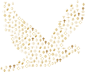 Gold-World-Religions-Peace-Dove-No-Background-800px