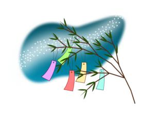 Tanabata-Wish-Tree-with-Milky-Way