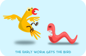 kablam-The-Early-Worm